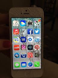 iPhone 5 Bytte Skjerm