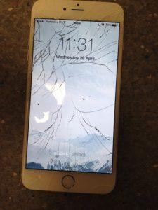 iPhone 6 Plus Bytte Skjerm