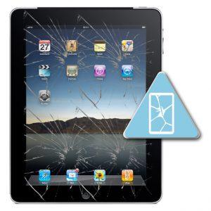 iPad 2 Bytte Skjerm