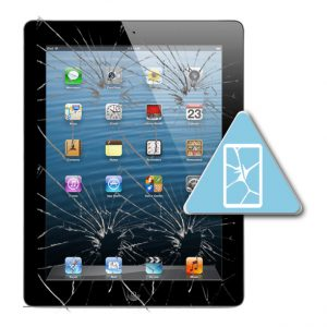 iPad 4 Bytte Skjerm