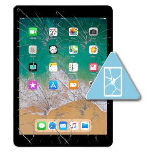 iPad 6 Bytte Skjerm
