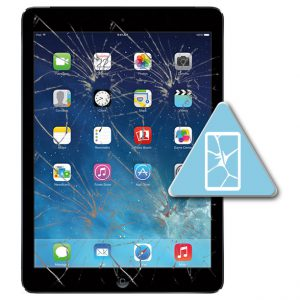 iPad Air 1 Bytte Skjerm