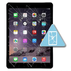 iPad Air 2 Bytte Skjerm