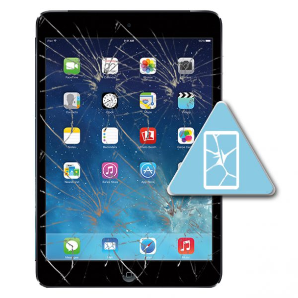 iPad Mini 2 Bytte Skjerm