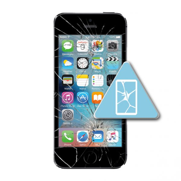 iPhone 5S Bytte Skjerm