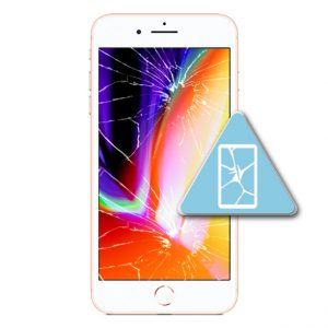 iPhone 8 Plus Bytte Skjerm