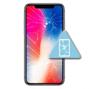 iPhone X Bytte Skjerm