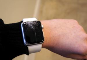 Apple Watch 1 Bytte Skjerm