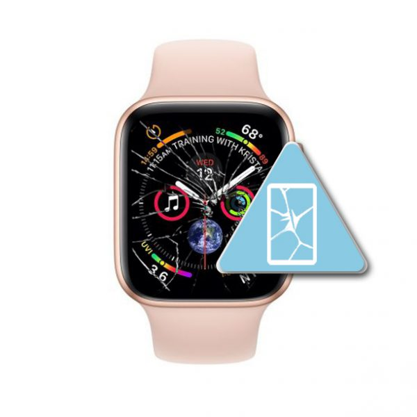 Apple Watch 4 44mm Bytte Skjerm