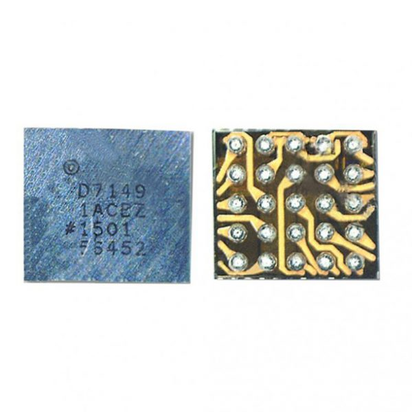 IPhone 7/7 Plus Fingeravtrykk hjemknappflex IC-krets (AD7149)