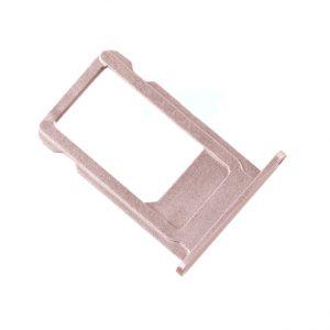 iPhone 7 Simkortholder/Rose Gull