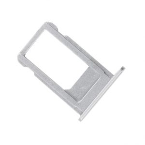iPhone 7 Simkortholder/Sølv
