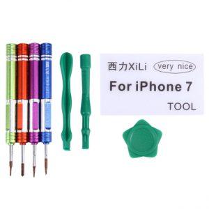 Profesjonelt skrutrekkersett iPhone 7 8 X & Plus