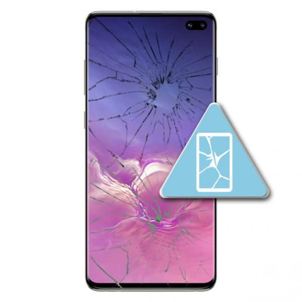 Samsung Galaxy S10 Plus Bytte Skjerm