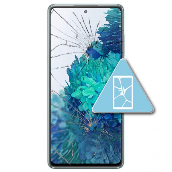 Samsung Galaxy S20 FE Bytte Skjerm