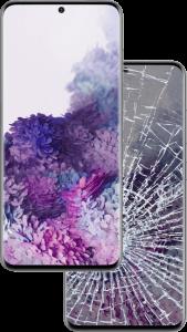 Samsung Galaxy S20 Plus Bytte Skjerm