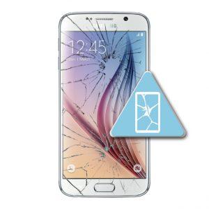 Samsung Galaxy S6 Bytte Skjerm