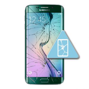 Samsung Galaxy S6 Edge Bytte Skjerm