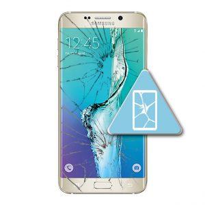 Samsung Galaxy S6 Edge Plus Bytte Skjerm