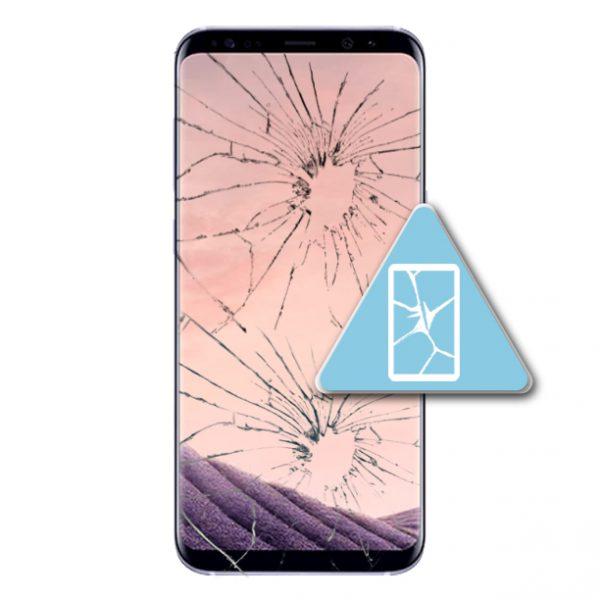 Samsung Galaxy S8 Plus Bytte Skjerm