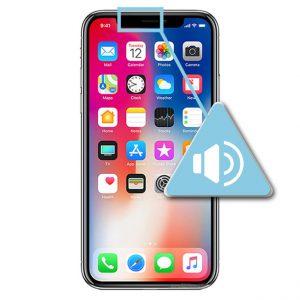 iPhone X Øre Høyttaler Reparasjon