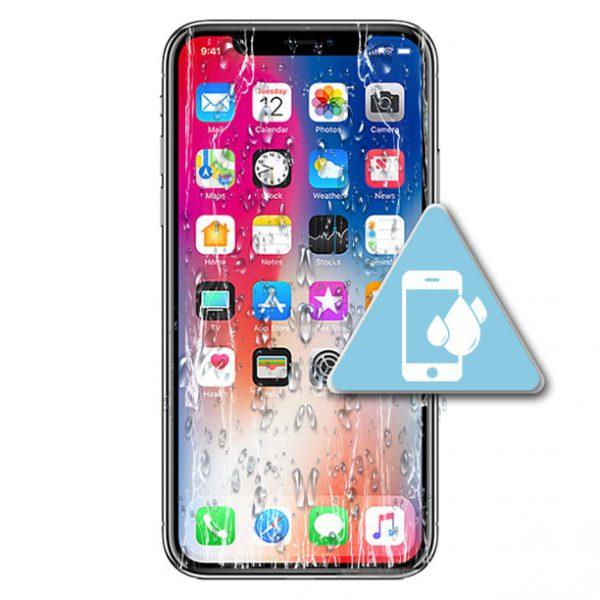 iPhone X Vannskadet Eller Dø Enhet