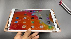 iPad 8 Bytte Skjerm