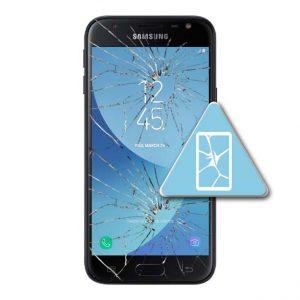 Samsung Galaxy J3 (2017) Bytte Skjerm