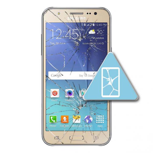Samsung Galaxy J5 Bytte Skjerm