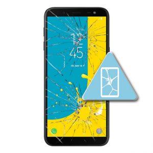 Samsung Galaxy J6 Bytte Skjerm