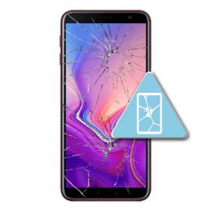 Samsung Galaxy J6 Plus Bytte Skjerm