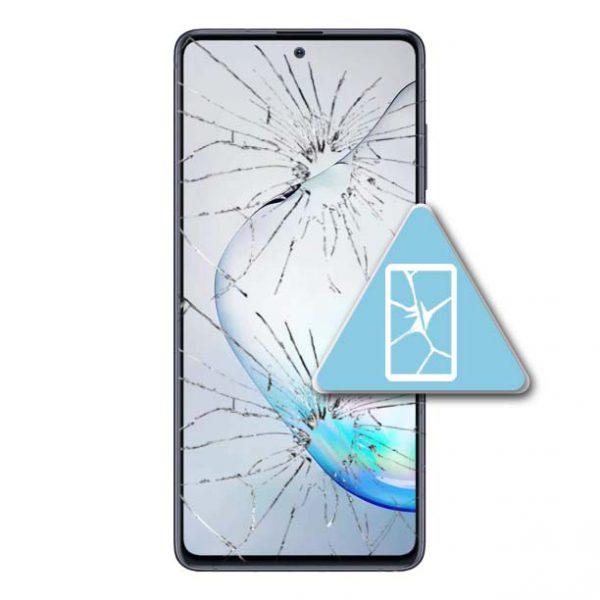 Samsung Galaxy Note 10 Lite Bytte Skjerm