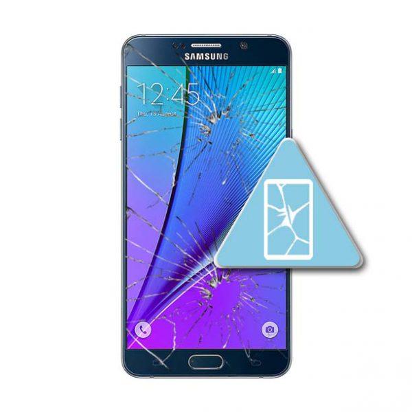 Samsung Galaxy Note 5 Bytte Skjerm