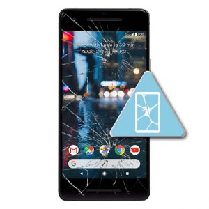 Google Pixel 2 Bytte Skjerm
