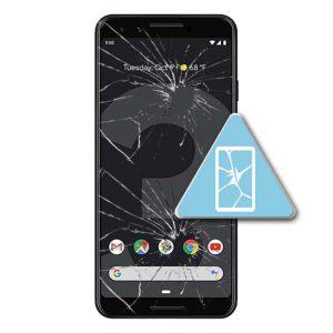 Google Pixel 3 Bytte Skjerm