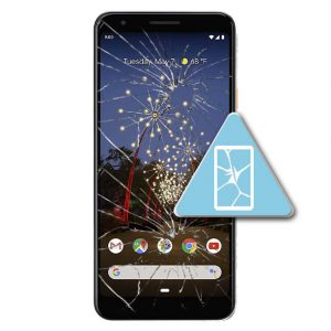 Google Pixel 3A Bytte Skjerm