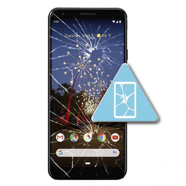 Google Pixel 3A XL Bytte Skjerm