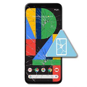 Google Pixel 4 Bytte Skjerm
