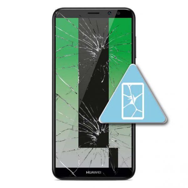 Huawei Mate 10 Lite Bytte Skjerm