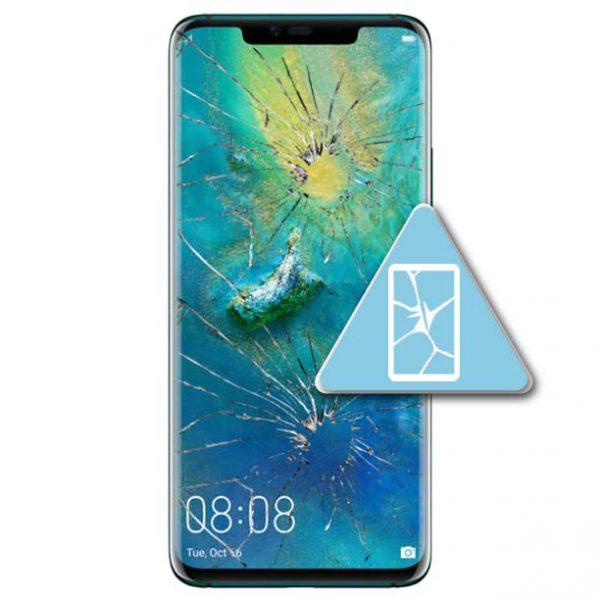 Huawei Mate 20 Bytte Skjerm