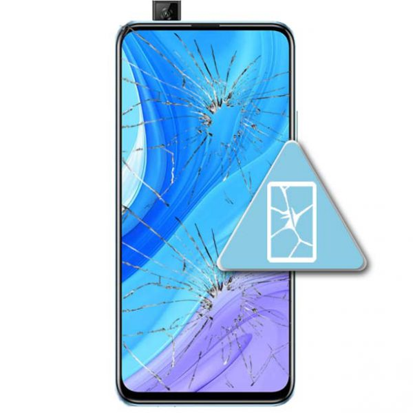 Huawei P Smart Pro Bytte Skjerm