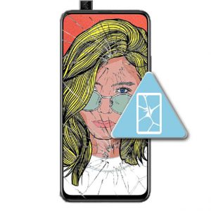 Huawei P Smart Z Bytte Skjerm