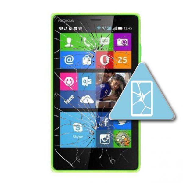 Microsoft Lumia 1030 Bytte Skjerm