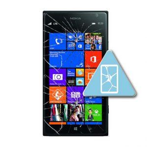 Microsoft Lumia 1520 Bytte Skjerm