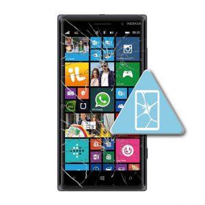 Microsoft Lumia 830 Bytte Skjerm