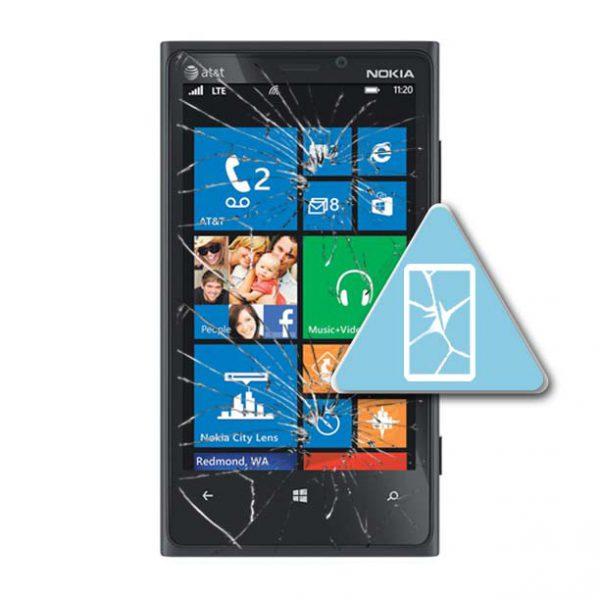 Microsoft Lumia 920 Bytte Skjerm