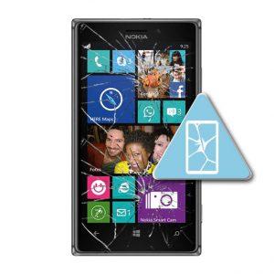Microsoft Lumia 925 Bytte Skjerm