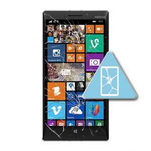 Microsoft Lumia 930 Bytte Skjerm