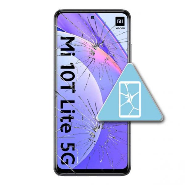 Xiaomi Mi 10T Lite Bytte Skjerm