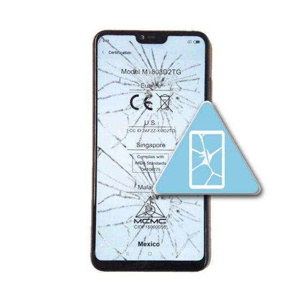 Xiaomi Mi 8 Pro Bytte Skjerm